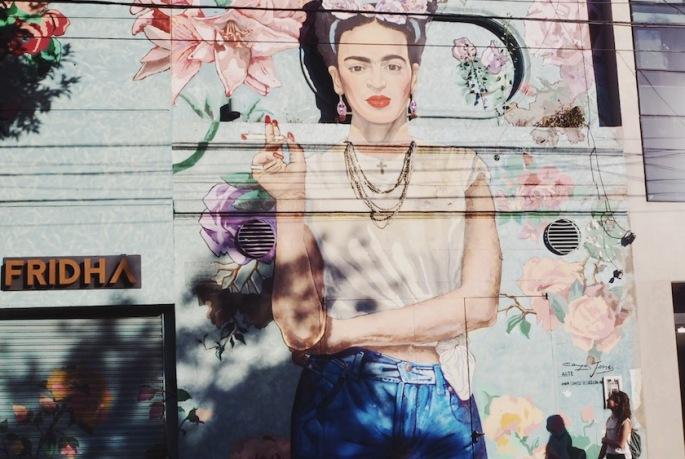 Buenos Aires: street art van Frida Kahlo, fietsen met Nederlanders, vrouwendemonstraties & niksen