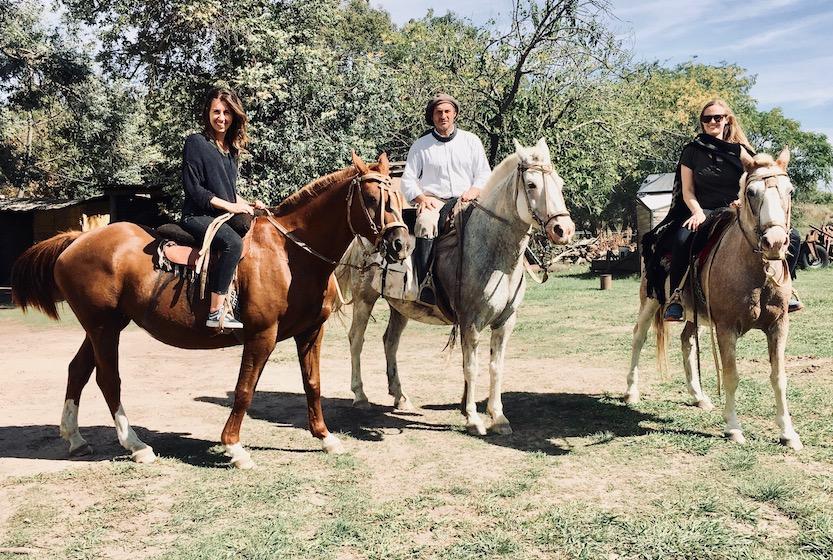 Hieha! Paardrijden met gaucho Flavio in San Antonio de Areco