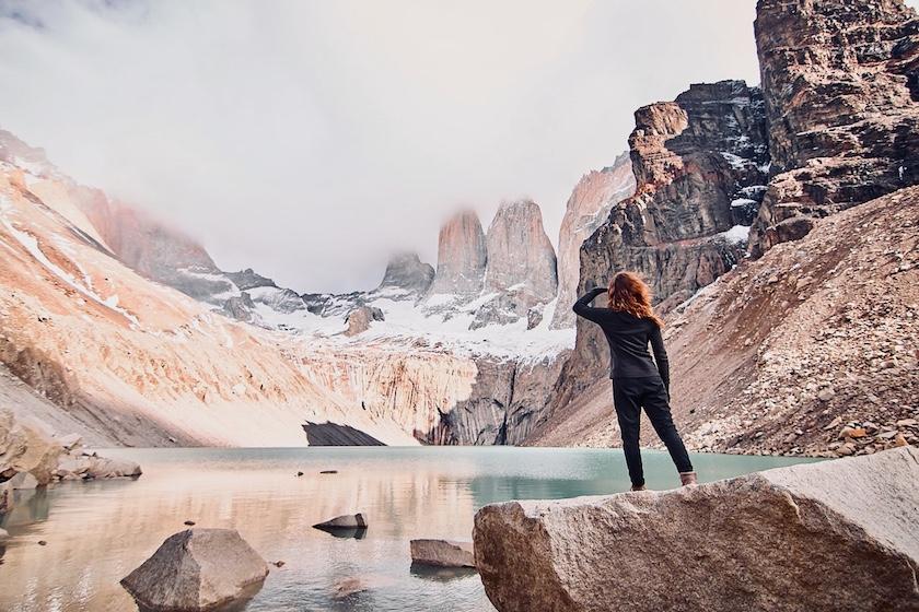 Omgetoverd tot fanatieke hiker tijdens de W-walk in Torres del Paine (inclusief vlog)