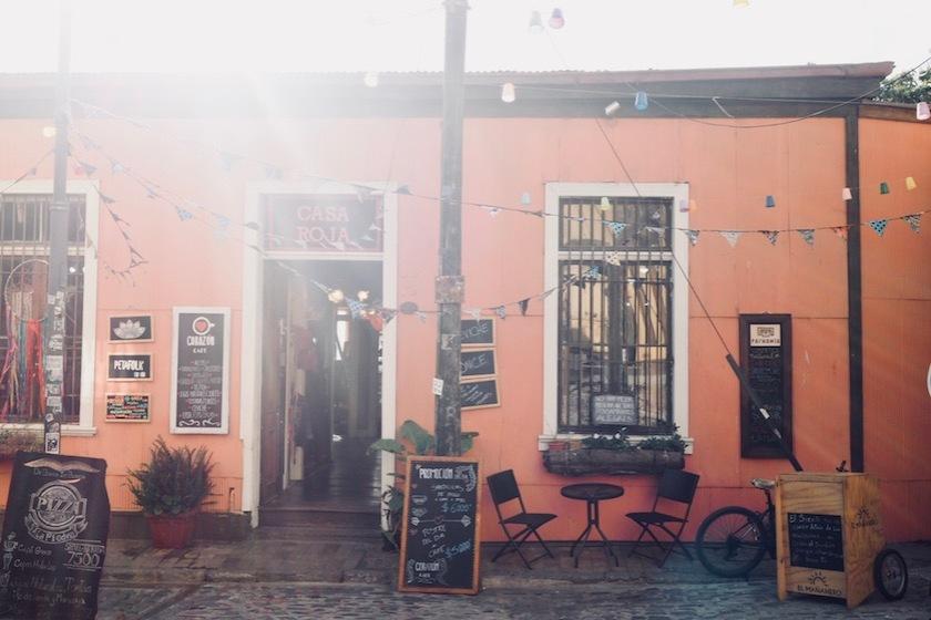 Valparaiso, de kleurrijkste stad van Chili